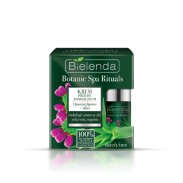 Bielenda face day night cream antiaging antiwrinkle