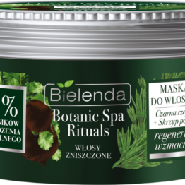 bielenda natural hair mask for damaged hair