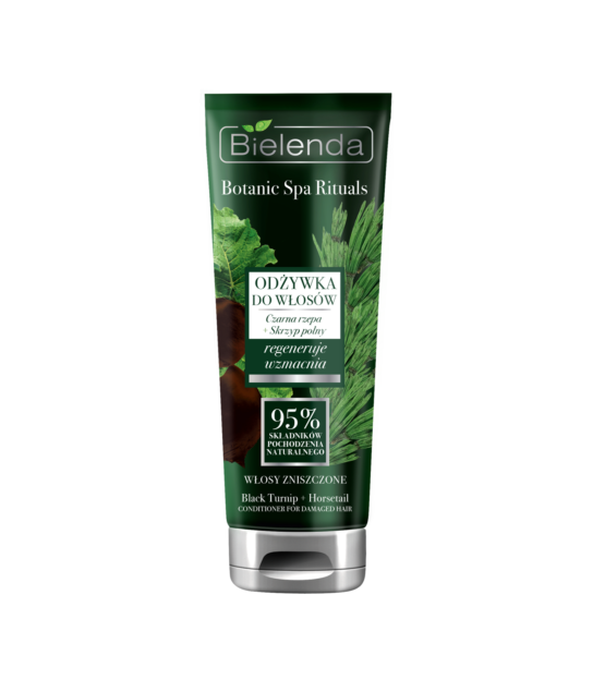 bielenda natural hair conditioner damaged hair