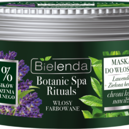 bielenda natural hair mask for dyed hair