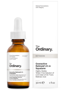 The Ordinary Granactive Retinoid 2 in Squalane Vanilee Online Shop Cyprus