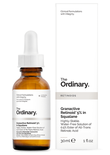 The Ordinary Granactive Retinoid 5 in Squalane Vanilee Online Shop Cyprus