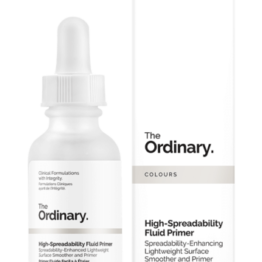The Ordinary High Spreadability FluidPrimer Vanilee Online Shop Cyprus