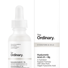 The ordinary hyaluronic acid moisturizer vanilee online beauty shop in Cyprus cosmetics