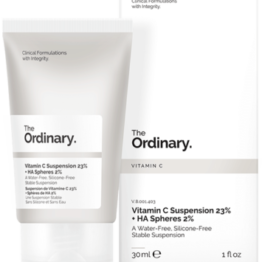 The Ordinary Vitamin C Suspension 23 + HA Spheres 2 Vanilee Online Shop Cyprus