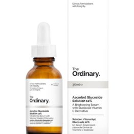 Ascorbyl Glucoside Solution The Ordinary Cyprus Vanilee Online Cosmetics Shop