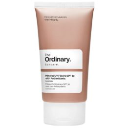 The Ordinary Mineral UV Filters SPF 30 with Antioxidants Cyprus Vanilee Online Cosmetics Shop