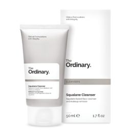 Squalane cleanser The Ordinary Cyprus Vanilee Online Beauty Shop