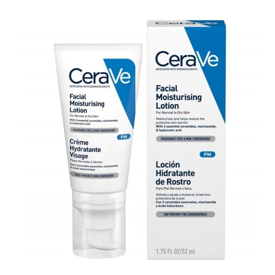 CeraVe Facial Moisturizing Lotion 52ml Online Beauty Cosmetics Shop in Cyprus