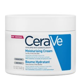 CeraVe Moisturizing Cream for Dyr and Very Dry skin 340g Online Beauty Cosmetics Shop in Cyprus