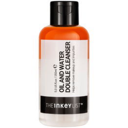 The Inkey List Oil and Water Double Cleanser Vanilee Online Beauty Shop Cyprus